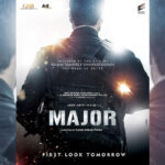 Major Arrives Tomorrow! First Look of Adivi Sesh starrer Is Almost Here