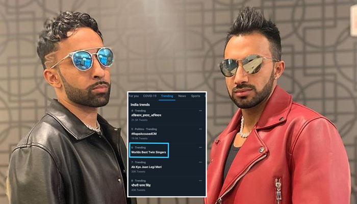 Desi Dons trend on Twitter after Twinjabi duo dropped the Trailer of the music video