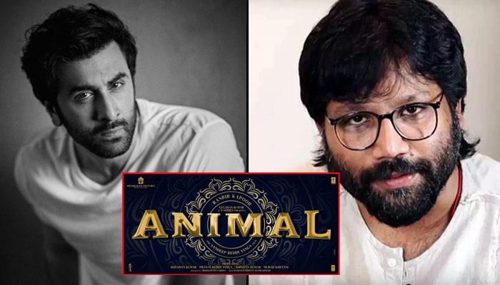 Ranbir Kapoor to star in Sandeep Reddy Vanga's Crime Drama 'Animal'