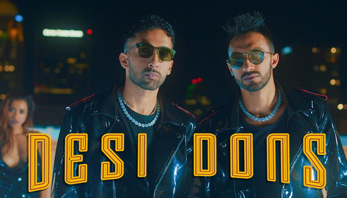 Twinjabi Launches the Music Video of 'Desi Dons'