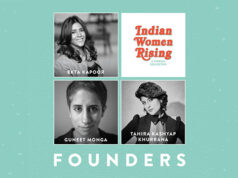 Ekta Kapoor, Guneet Monga and Tahira Kashyap Khurrana come together to launch Indian Women Rising - A cinema collective