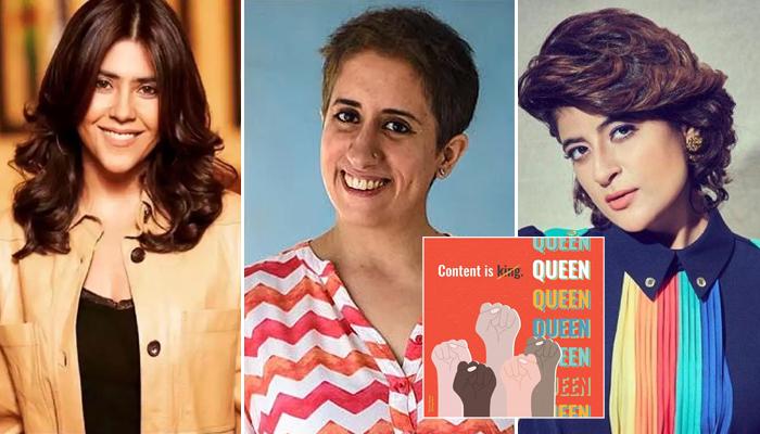 Ekta Kapoor, Guneet Monga and Tahira Kashyap Khurrana's latest cryptic posts generate curiosity
