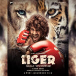Liger First Look: Vijay Deverakonda treats fans with Intriguing Poster!