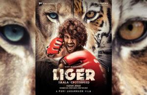 Liger First Look: Vijay Deverakonda treats fans with Intriguing Poster!