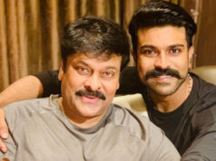 Chiranjeevi and Ram Charan to share screen space in Acharya for the first time ever!