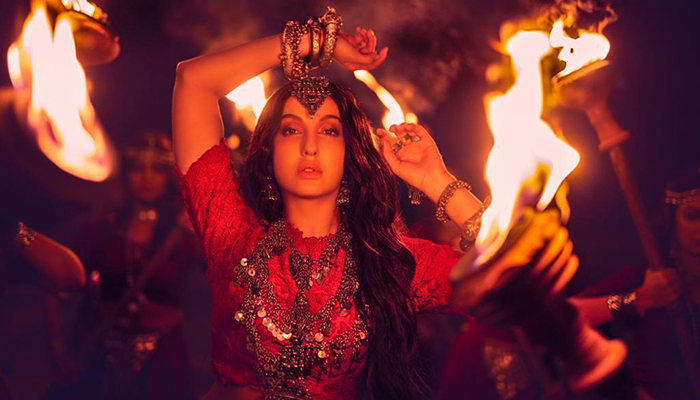 Nora Fatehi's First Look from T-Series' new single 'Chhod Denge' by Sachet-Parampara!