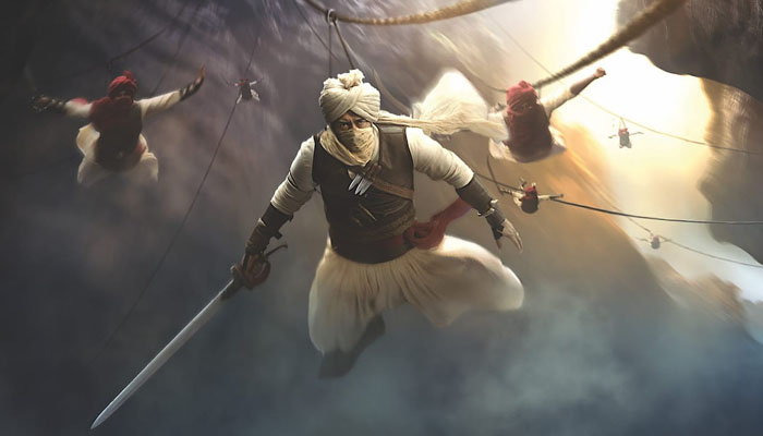Ajay Devgn and Om Raut's Blockbuster Movie Tanhaji: The Unsung Warrior Completes A Year!
