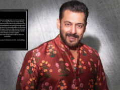 Salman Khan confirms a theatrical release for 'Radhe: Your Most Wanted Bhai' on Eid 2021