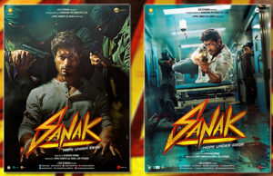 Sanak: Vidyut Jammwal's First Look Poster From his Next Looks Intriguing!