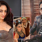 Sandeepa Dhar and Pankaj Tripathi engage in a fun conversation on the sets of Kaagaz