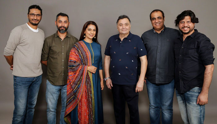 'Sharmaji Namkeen' the Evergreen Rishi Kapoor's last film, will be released in theatres on this year