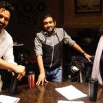 Harshvardhan Rane and Sanjeeda Shaikh wrap up 'Kun Faya Kun'