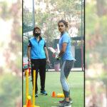 Taapsee Pannu begins training for Mithali Raj's biopic 'Shabaash Mithu'