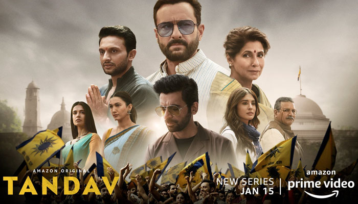Tandav Trailer: Get Set For A POWER-PACKED Political Thriller Drama!