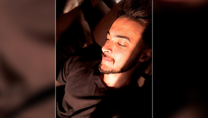 Aayush Sharma wrapped his action-thriller Antim, shared a glimpse of his relaxed Sunday