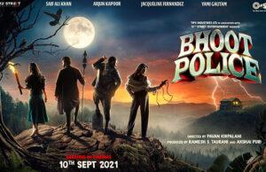 Bhoot Police: Saif Ali Khan, Arjun Kapoor, Jacqueline Fernandez & Yami Gautam's horror-comedy gets a release date!