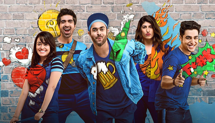 TVF-Timeliners releases the Much-Awaited sequel of College Romance on SonyLiv!
