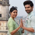 Gurmeet Choudhary and Debina visit Ayodhya on their 10th Wedding Anniversary