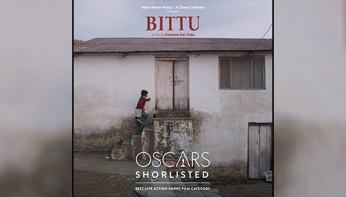 Indian Women Rising's 'Bittu' makes it to the Top 10 for Oscars in Short Film Category