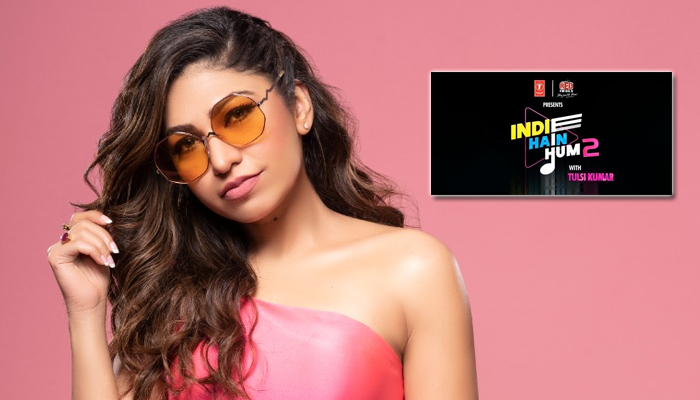 Tulsi Kumar turns host for the first time with 'Indie Hain Hum Season 2'