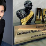 Jackky Bhagnani receives Dadasaheb Phalke Award for his song of hope to the Nation – Muskurayega India