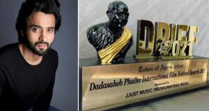 Jackky Bhagnani receives Dadasaheb Phalke Award for his song of hope to the Nation - Muskurayega India