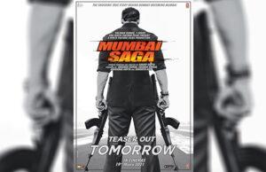 Mumbai Saga: John Abraham's Gangster Drama Gets A Release Date; Teaser Out Tomorrow!