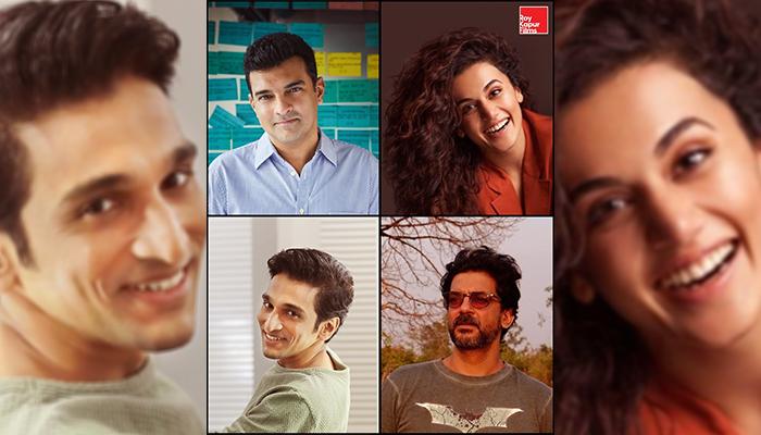 Woh Ladki Hai Kahaan: Taapsee Pannu and Pratik Gandhi to star in Siddharth Roy Kapur's Next!