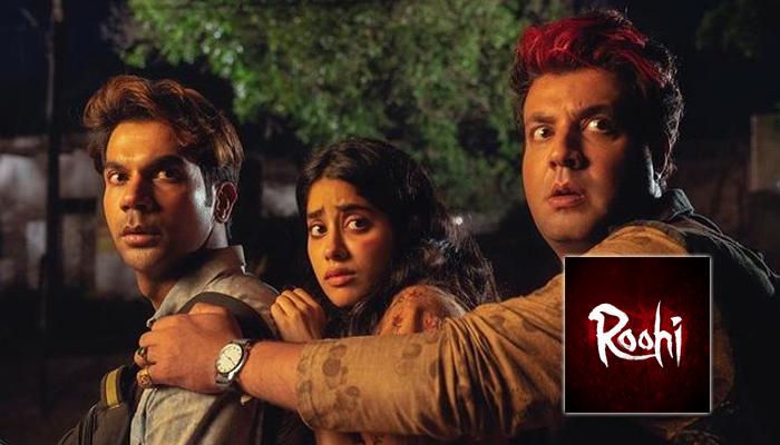 Rajkummar Rao, Janhvi Kapoor and Varun Sharma's Horror-Comedy 'Roohi Afzana' is now Titled 'Roohi'
