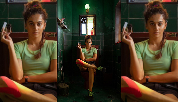 Looop Lapeta First Look: Taapsee Pannu Gears Up for A Crazy Ride