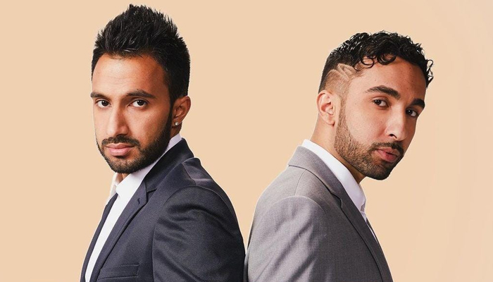 The Twinjabi brothers release their new album 'Talk Of The Town'