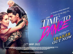 The Trailer of Sooraj Pancholi and Isabelle Kaif starrer Time To Dance is out now!