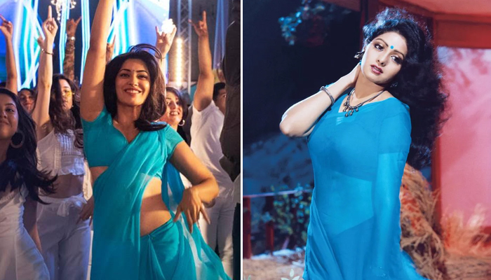 Tuesdays and Fridays: Jhataleka Malhotra pays a tribute to Sridevi in her latest song 'Funky Mohabbat'