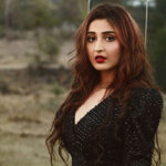 Dhvani Bhanushali ruling hearts with her latest single 'Radha' presented by Bhushan Kumar's T-Series!