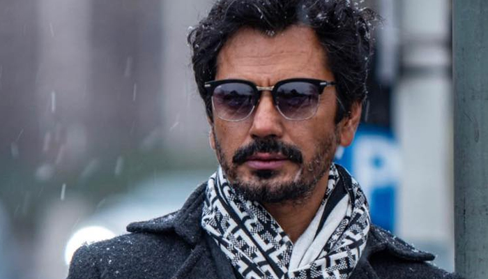 Nawazuddin Siddiqui gets voted as the Most Versatile and Distinctive Indian celebrity by The Indian Institute of Human Brands