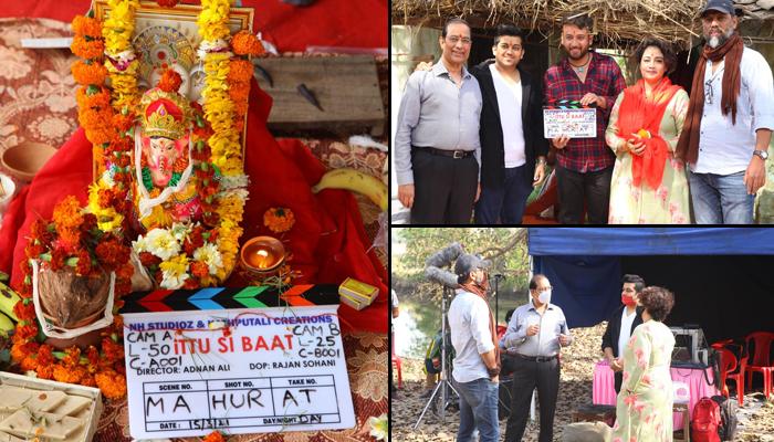 NH Studioz and Kathputali Creations Collaborate to Announce Upcoming Bollywood Rom-Com 'Ittu Si Baat'
