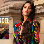 Nora Fatehi receives a sweet surprise in Dubai for her historic 1 Billion mark!