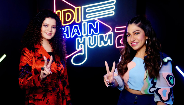 Trace the Musical Journey of Palak Muchhal as she chats with Tulsi Kumar for her show Indie Hain Hum: Season 2