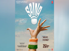 Saina First Poster: Parineeti Chopra starrer Saina Nehwal biopic gets a Release Date!
