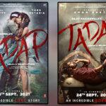 Tadap First Look: Suniel Shetty's son Ahan Shetty all set for debut opposite Tara Sutaria!