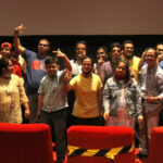 """Team Ahaan hosts a special screening for the differently-abled! """"It was a beautiful experience,"""" shares Director Nikhil Pherwani"""