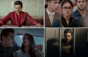 The Big Bull Trailer: Abhishek Bachchan looks promising in the story of the biggest scam!