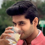 Abhimanyu Dassani revisits his debut film in latest post; Says 'Paani Toh Peete Rehna Chahiye'