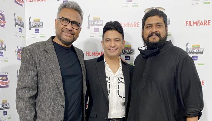 Bhushan Kumar, Anubhav Sinha and Om Raut win big at the Filmfare Awards 2021