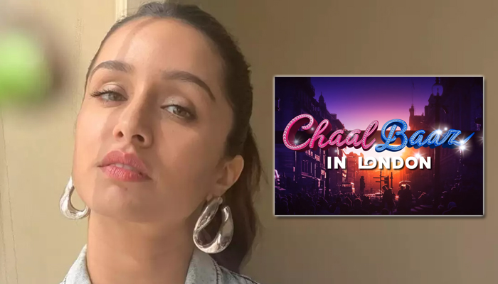 Shraddha Kapoor to play a double role for the first time in 'Chaalbaaz In London'