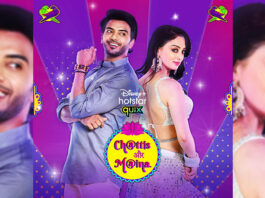 Sandeepa Dhar and Vikram Chauhan to star in romantic series Chattis Aur Maina; First Look Poster Out!