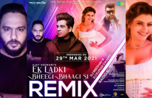 Ek Ladki Bheegi Bhaagi Si Remix ft. Ajay Keswani and Urvashi Rautela is here to enliven parties