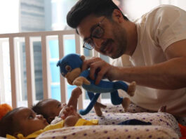 Jisshu Sengupta plays a single father through surrogacy in Windows Production's next 'Baba Baby O'