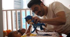 Jisshu Sengupta plays a single father through surrogacy in Windows Production's next 'Baba Baby O'