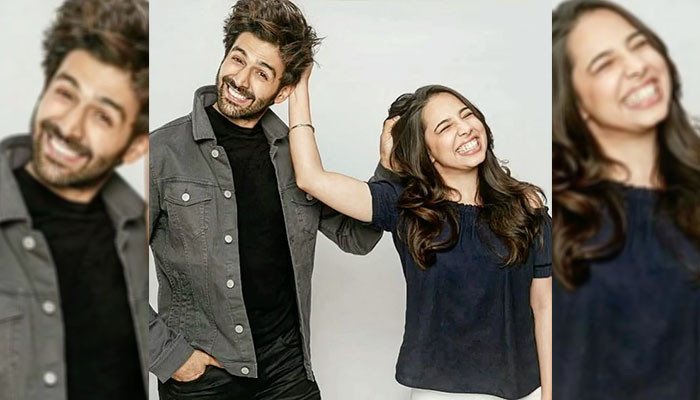 Doting brother Kartik Aaryan wishes sister Kritika on her birthday, in the most typical sibling way possible